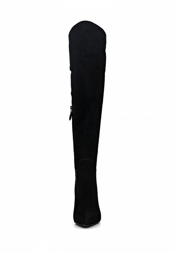 фото Женские ботфорты на шпильке Nando Muzi NA008AWCHA27, черные