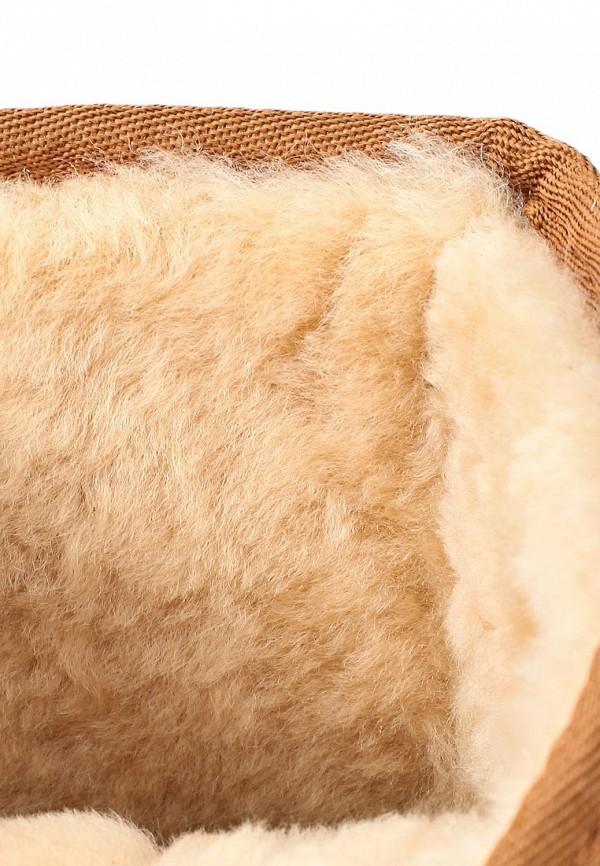 фото Женские угги Nadasa NA379AWLB452, высокие светло-коричневые