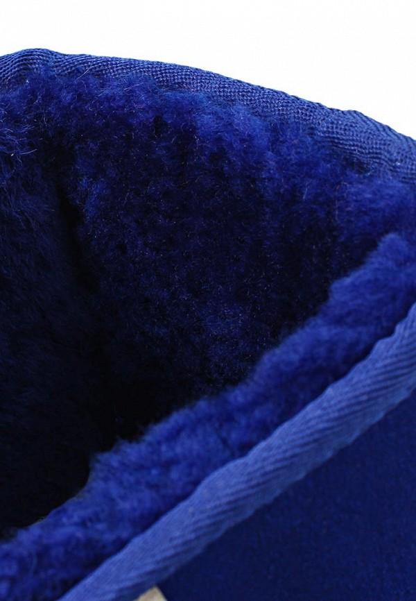 фото Женские угги Nadasa NA379AWLB455, синие высокие