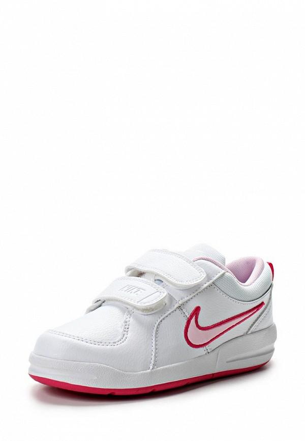 купить детские кроссовки найк белые