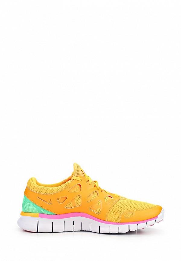 фото Кроссовки женские Nike NI464AWAHG81, желтые