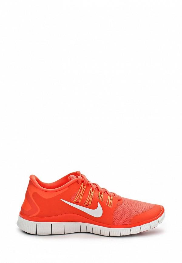 фото Кроссовки женские Nike NI464AWAHH57, оранжевые