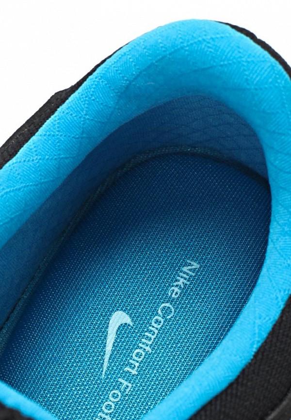 фото Кроссовки женские Nike NI464AWAHH90, черные с голубым