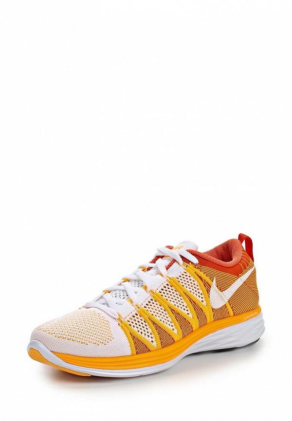 фото Кроссовки женские Nike NI464AWAHI27, желто-белые