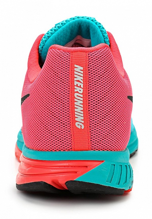 фото Кроссовки женские Nike NI464AWAHI59, красные с бирюзовым