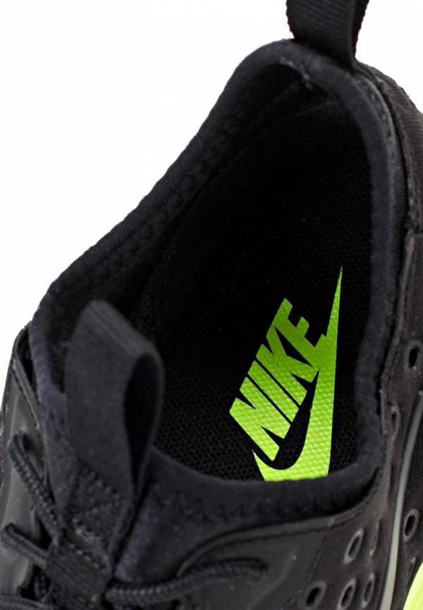 фото Кроссовки женские на платформе Nike NI464AWAHI74, черные