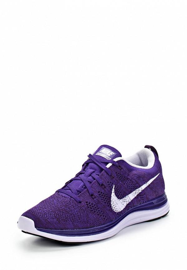 фото Кроссовки женские Nike NI464AWBMX98, фиолетовые