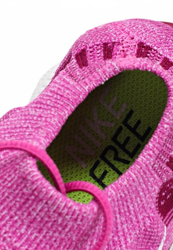 фото Кроссовки женские Nike NI464AWBNM86, розовые