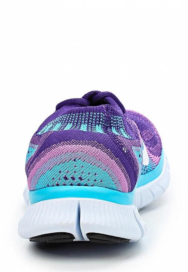 фото Кроссовки женские Nike NI464AWBNM87, фиолетовые