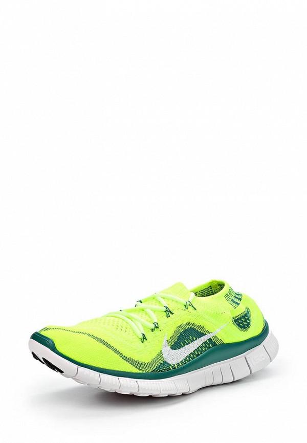 фото Кроссовки женские Nike NI464AWBNM88, зеленые