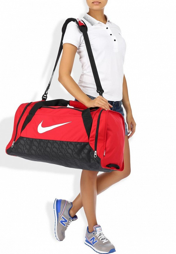 фото Сумка спортивная женская Nike NI464BUBYF96 - картинка [5]