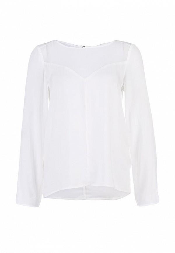Блуза Object. Цвет: белый
