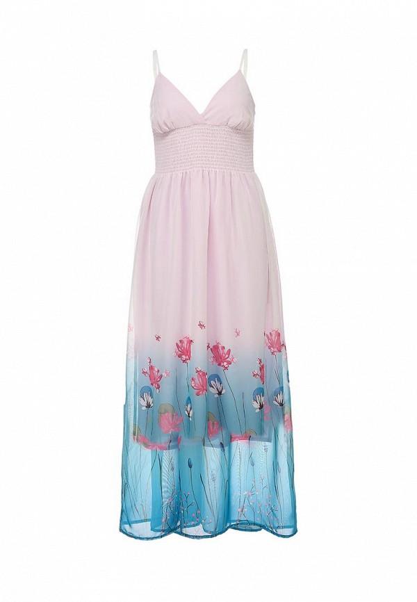 Платье-макси oodji (Оджи) 11913008M/15018/1070F