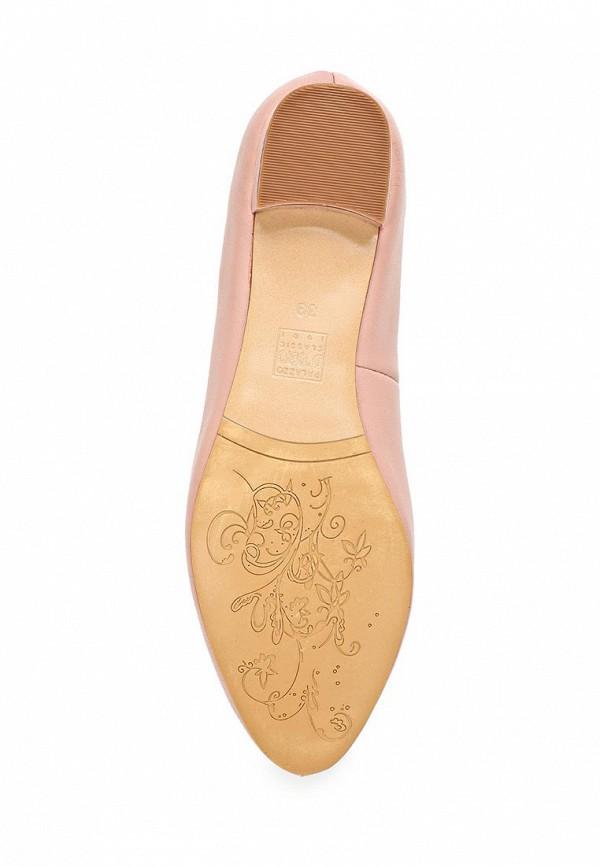 фото Туфли женские на каблуке Palazzo D'oro PA001AWBQI95, розовые
