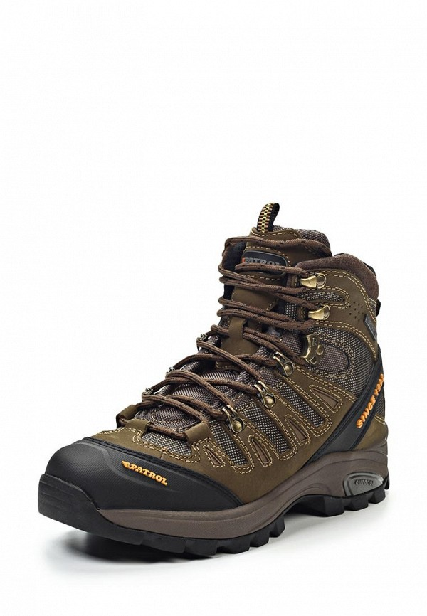 Мужские ботинки Patrol (Патрол) 565-193-4-7