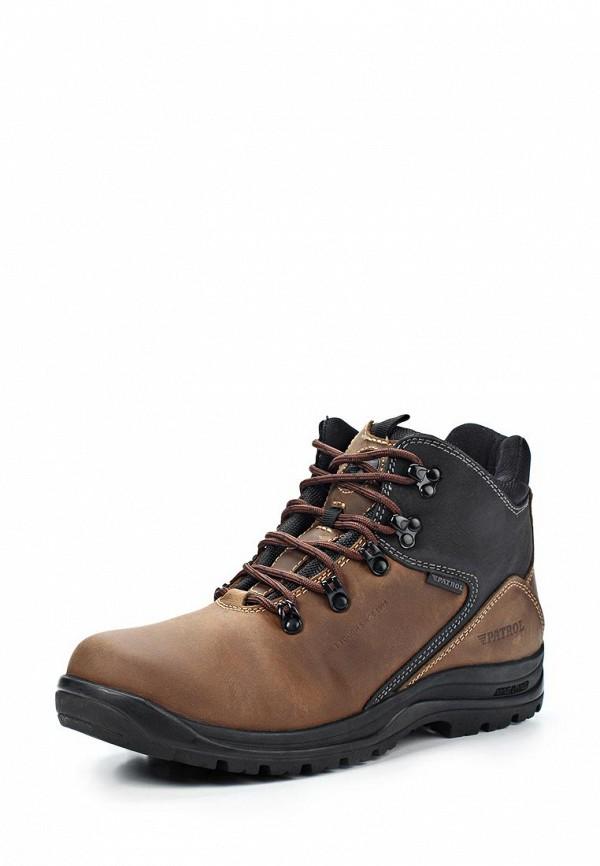 Обувь Мужская Зимняя Patrol