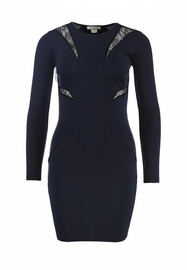 Повседневное платье Pinko 1B10NU-Y13T/G56