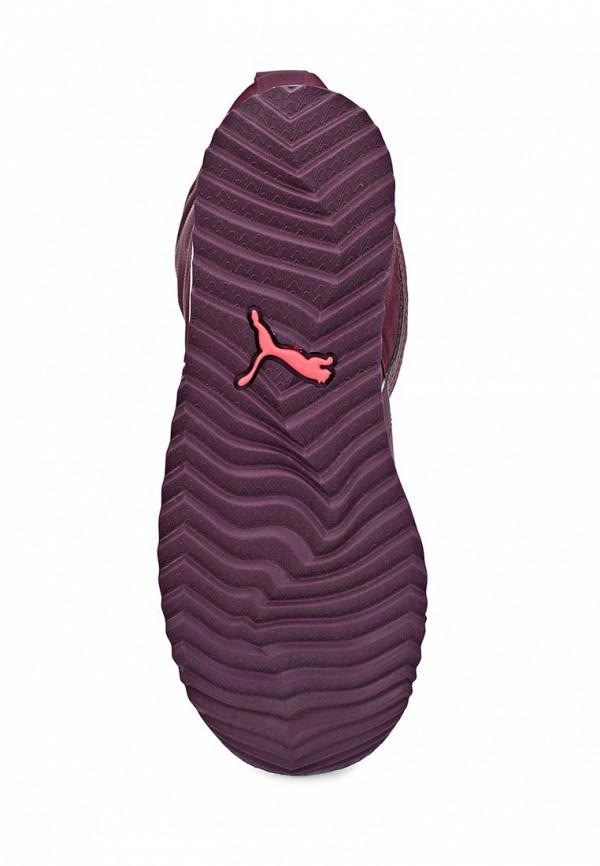 фото Сапоги-дутики женские Puma PU053AWCFD72, бордовые