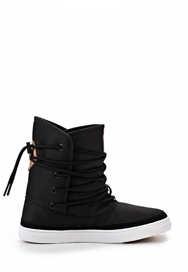 Женские утеплённые ботинки