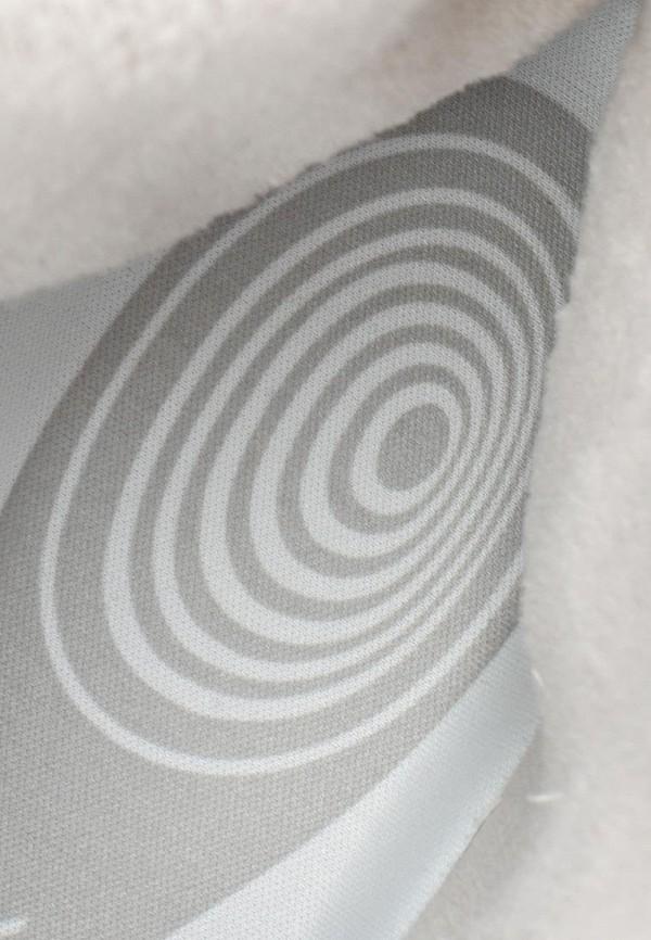 фото Кроссовки женские высокие Reebok RE160AWBZB92, серые утепленные