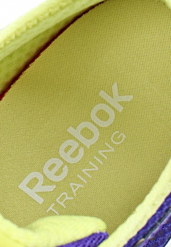 фото Кроссовки женские Reebok RE160AWBZB96, фиолетовые