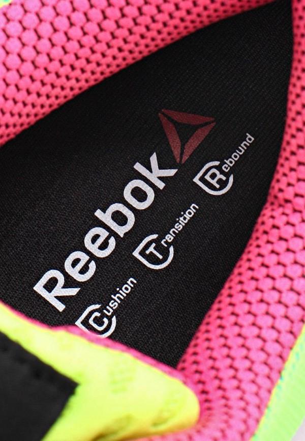 фото Кроссовки женские Reebok RE160AWBZC03, яркие цветные