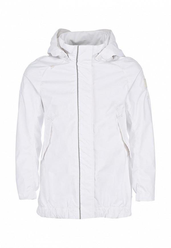 Куртка reima bnl43 для девочек цвет белый