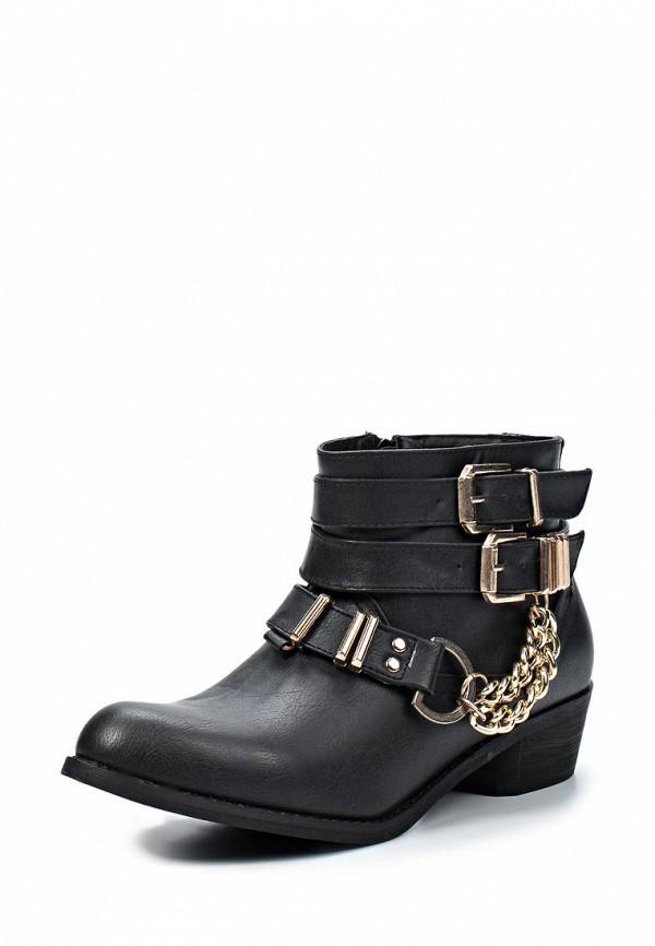 Ботинки Женские Черные