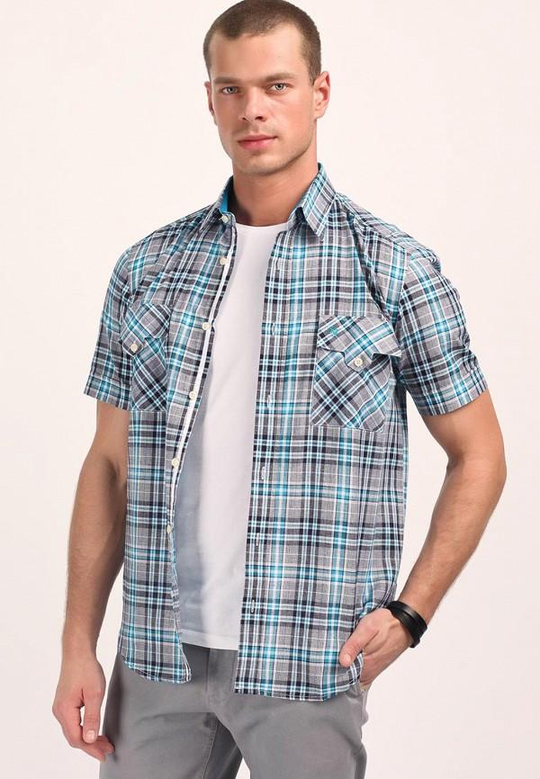 Сорочка Ritter jeans, голубой,черный цвет