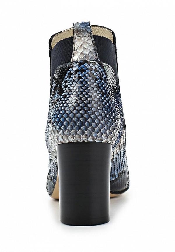 фото Ботильоны на толстом каблуке Roberto Botticelli RO233AWAHX58, мультицвет