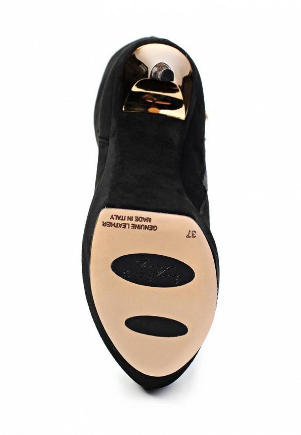 фото Сапоги на платформе и шпильке Roberto Botticelli RO233AWJT271, черные
