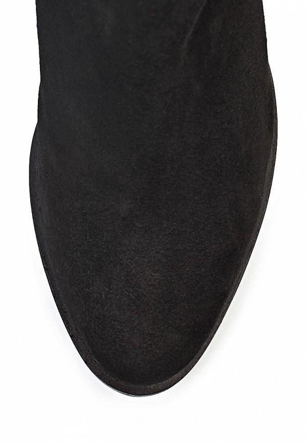 фото Сапоги женские на каблуке Samsonite SA001AWIN708, черные/демисезон