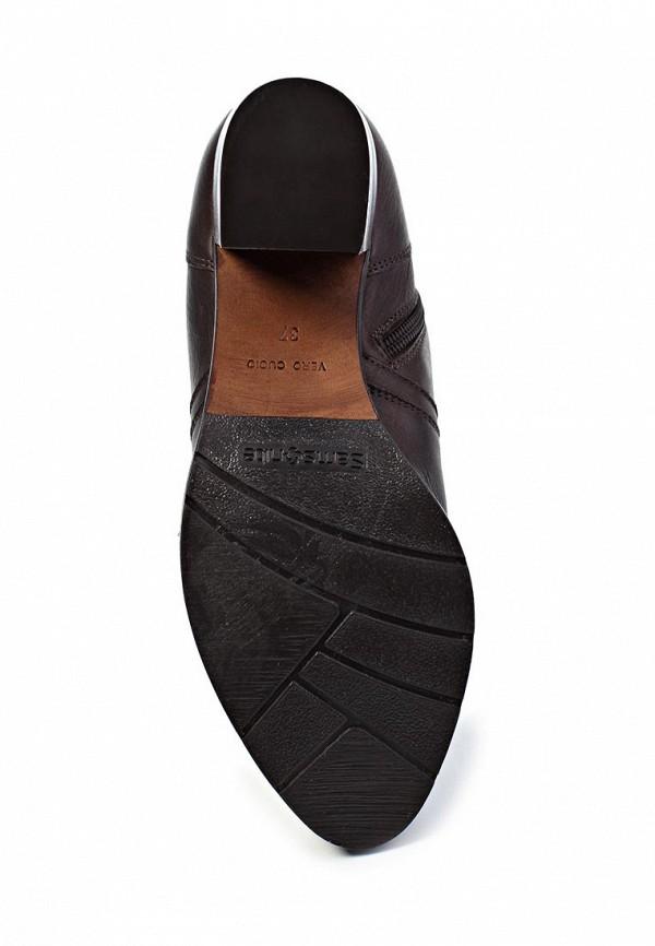 фото Полусапоги женские на толстом каблуке Samsonite SA001AWIN712, черные