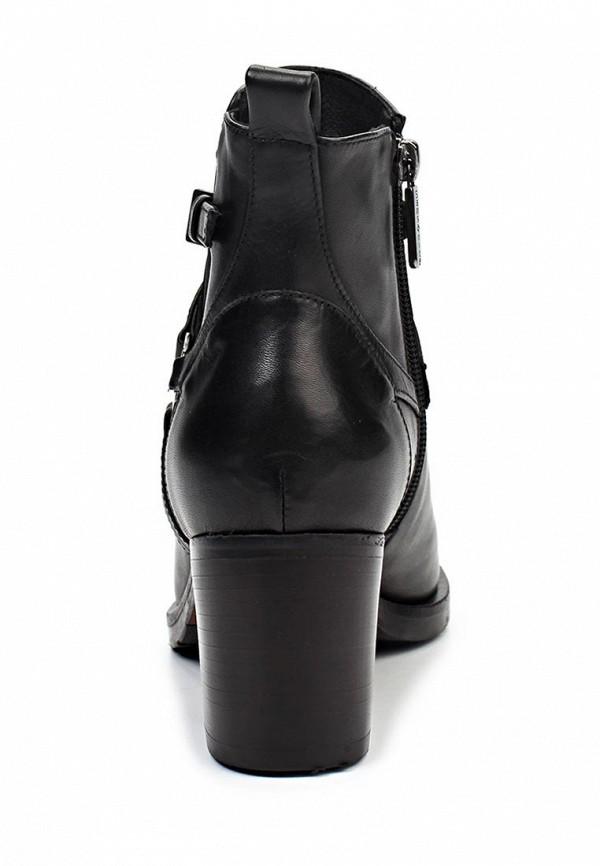 фото Ботильоны женские на толстом каблуке Samsonite SA001AWIN715, черные