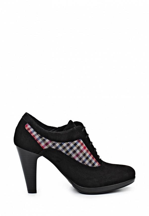 фото Ботильоны женские на каблуке Samsonite SA001AWIN724, черные