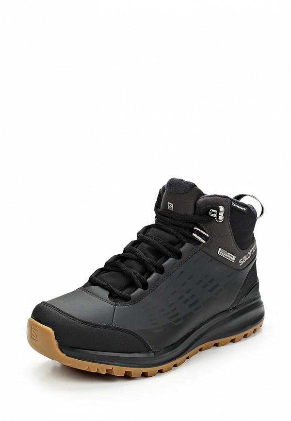 Спортивные мужские ботинки SALOMON (Саломон) L36170400