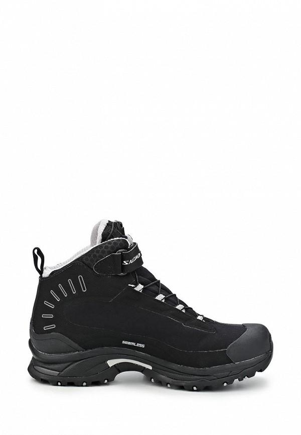 фото Ботинки женские спортивные Salomon SA007AWJO681, черные