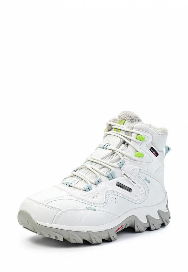 Белые Ботинки Женские