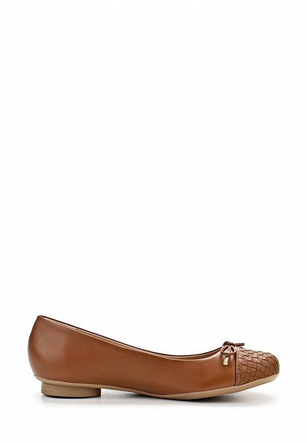 фото Балетки на каблуке Salamander SA815AWBFD68, коричневые (кожа)