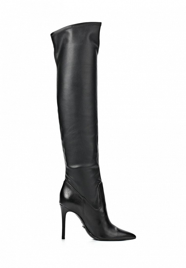 фото Женские ботфорты на шпильке Schutz SC963AWCMO35, черные