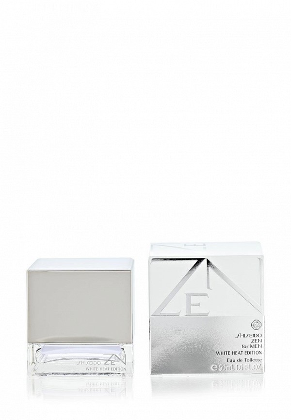 Shisheido zen white heat edition