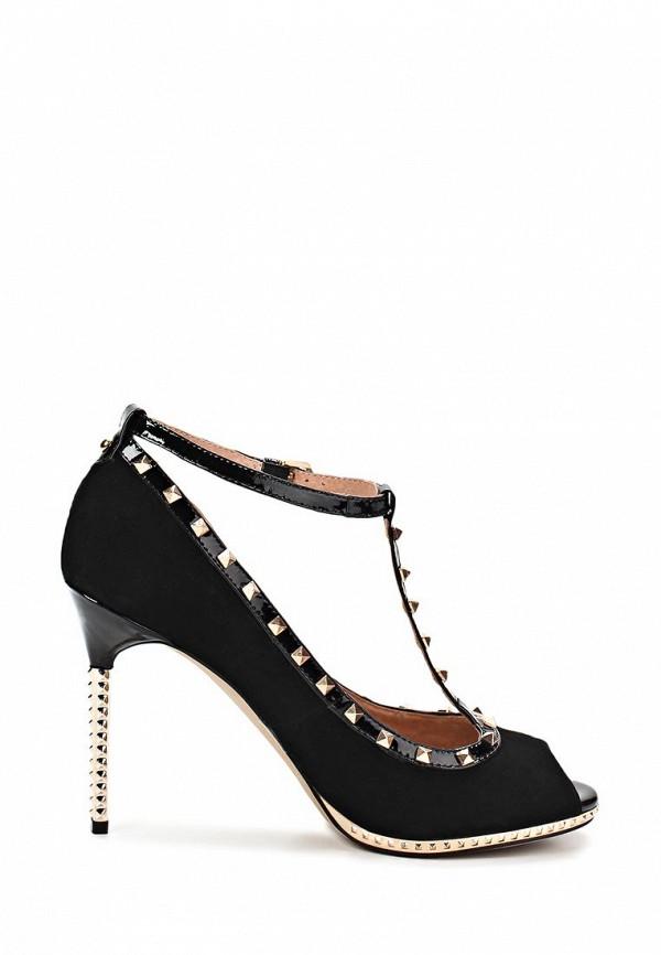 фото Туфли на шпильке с открытым носом Sinta SI293AWBDE37, черные