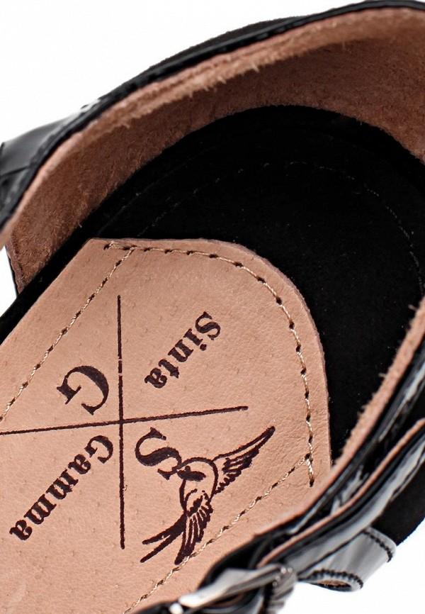фото Туфли на толстом каблуке Sinta SI293AWBDE46, черные