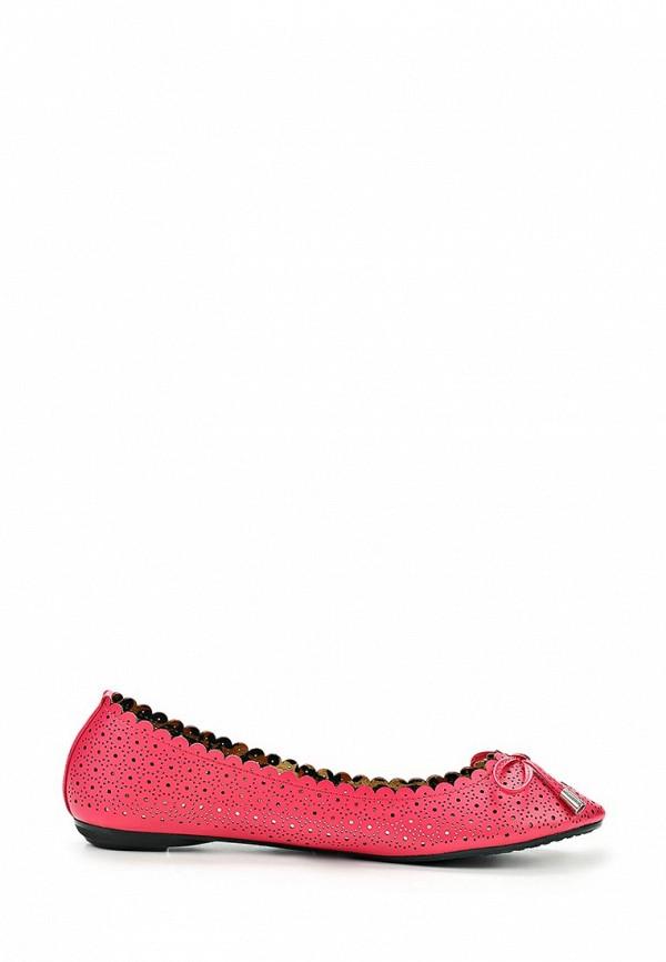 фото Балетки женские Sinta SI293AWBDE82, кораллово-розовые