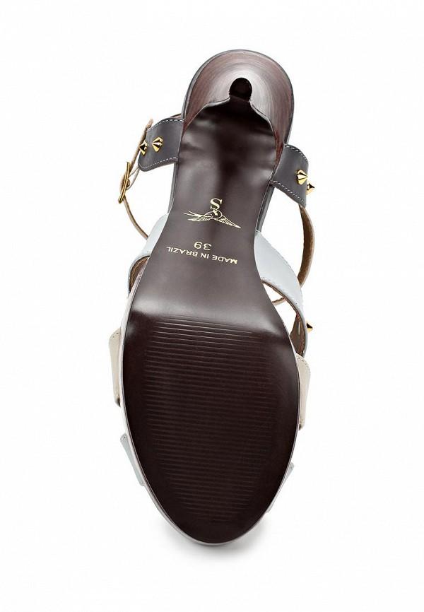 фото Босоножки на высоком каблуке Sinta SI293AWBDG38, мультицвет