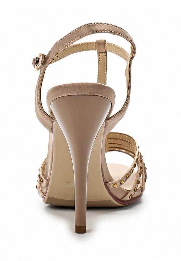 фото Босоножки на каблуке Sinta SI293AWBDG45, бежевые