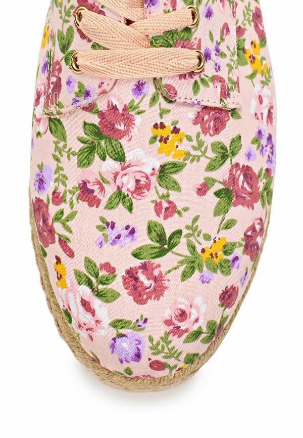 фото Ботиночки женские Silvian Heach SI386AWBFK08, розовые/цветные