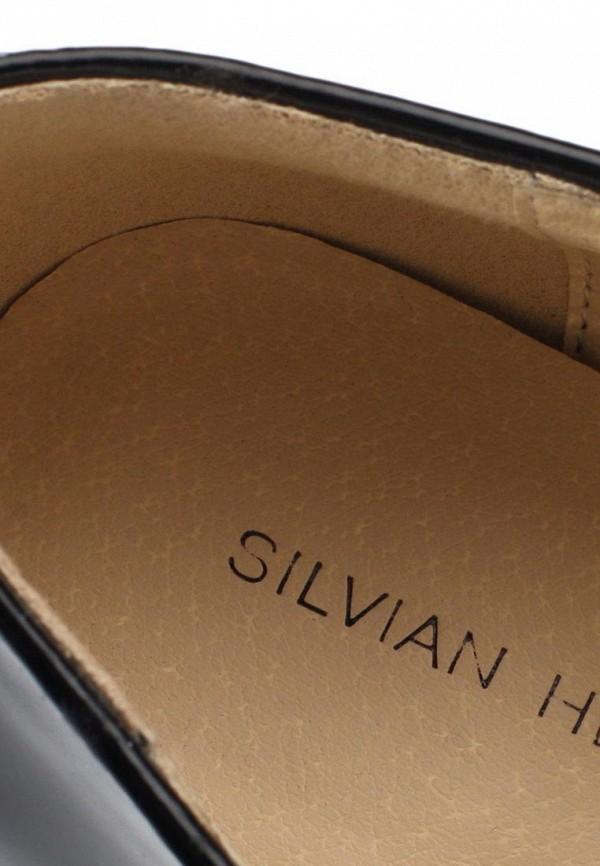 фото Ботильоны на платформе и каблуке Silvian Heach SI386AWJW522, черные
