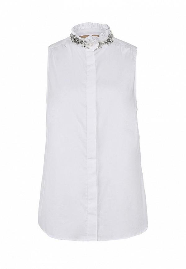 Белая Блузка С Бантом Silvian Heach