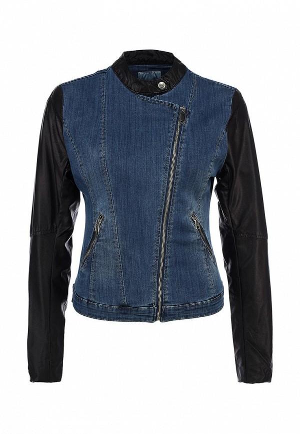 Куртка джинсовая Silvian Heach SI386EWBLO92. Цвет: мультиколор